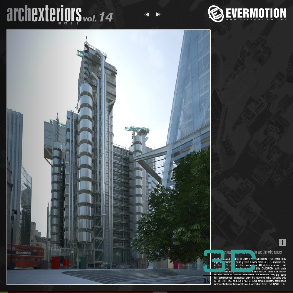 evermotion archexteriors vol 155