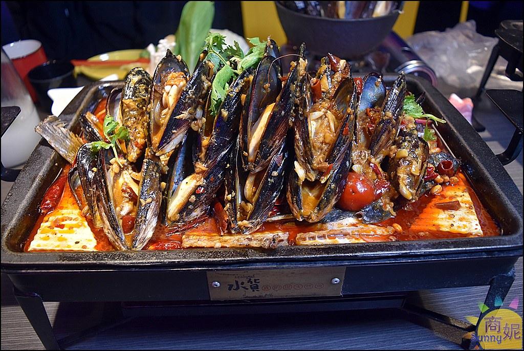 水貨螃蟹烤魚27