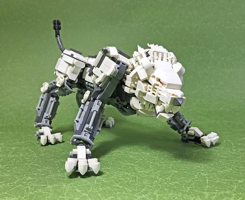 LEGO Mech Lion ver2-04