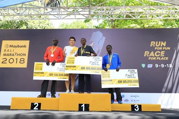 Maybank Bali Marathon 2018 Sukses di Gelar Untuk ke Tujuh Kalinya