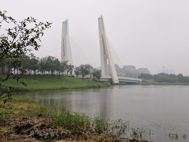 Ping'an Road Bridge, Zhengzhou
