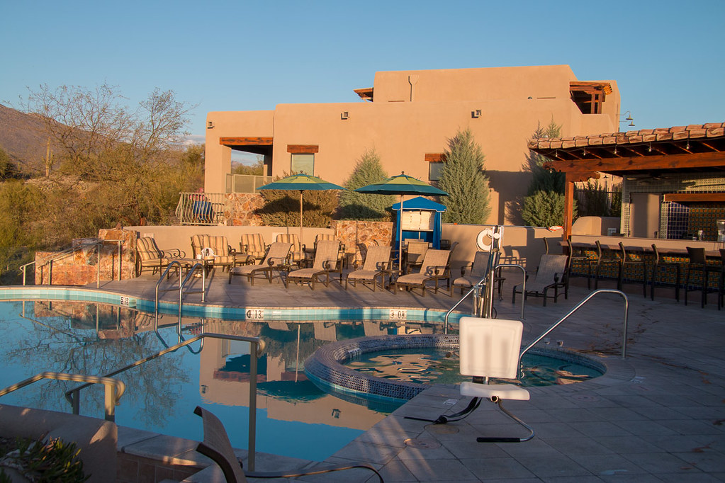 Hacienda del Sol Pools