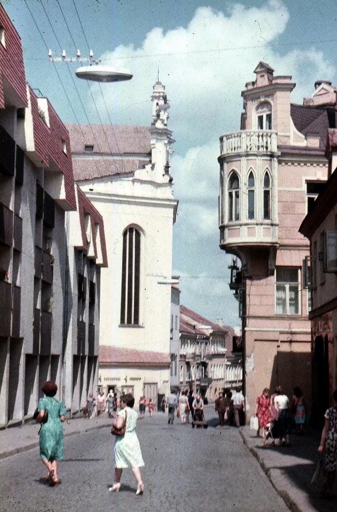 1987. Улица Горького