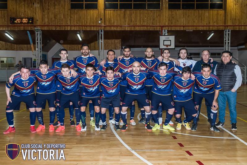 Torneo Clausura 2018 [Futsal] Victoria vs Intevu - 11/09/18