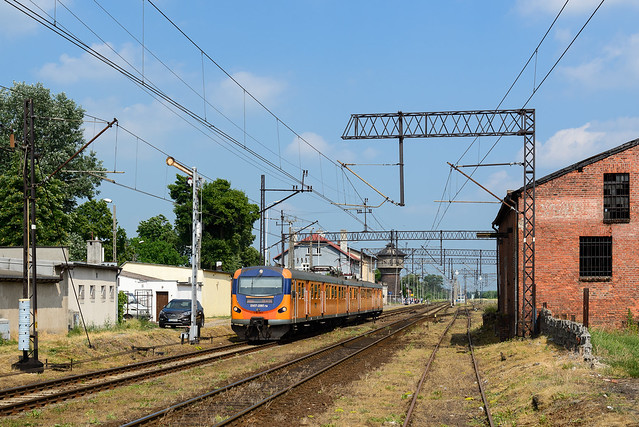 EN57-2065, PR Toruń - Piła, Wyrzysk Osiek