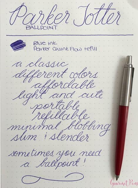 Parker Jotter Ballpoint Pen @AppelboomLaren 3