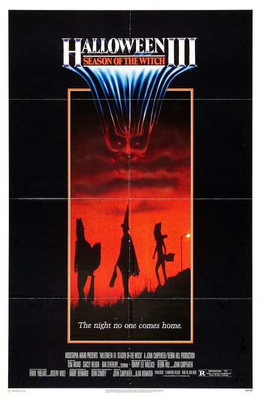 Halloween III - Poster 1