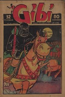 Gibi Globo 1582