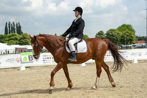 Equitation : National Games 2018