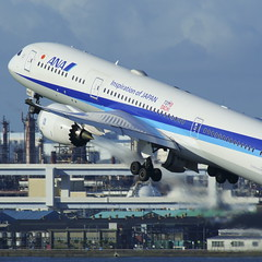 Boeing 787-9 JA830A All Nippon Airways