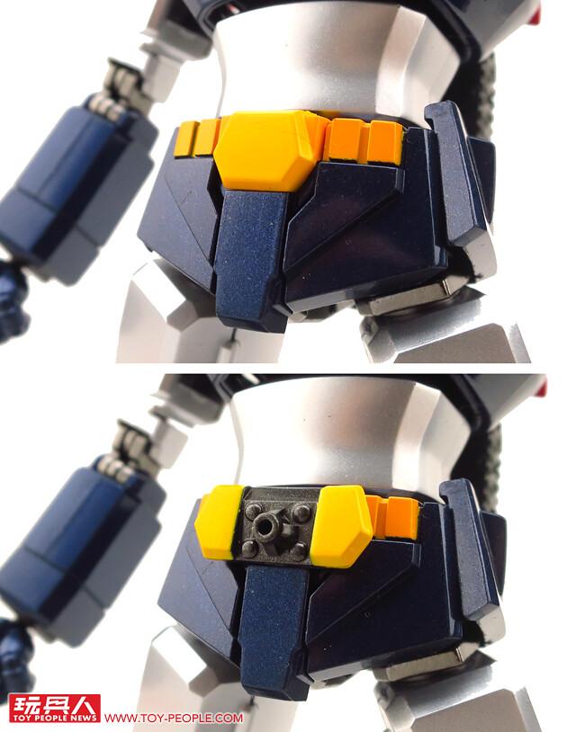 不合體沒關係,驚人的可動就能配三碗飯呀!超合金魂 GX-79 《超電磁機械 波羅五號》波羅五號F.A.(ボルテスVF.A.) 開箱報告