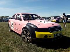 Une Audi A4 V6 Tdi au Fun-car - Photo of Soirans