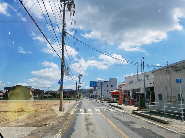 平成30年西日本豪雨 岡山県倉敷市真備町で災害ボランティア(援人 2018年 0824-26便)