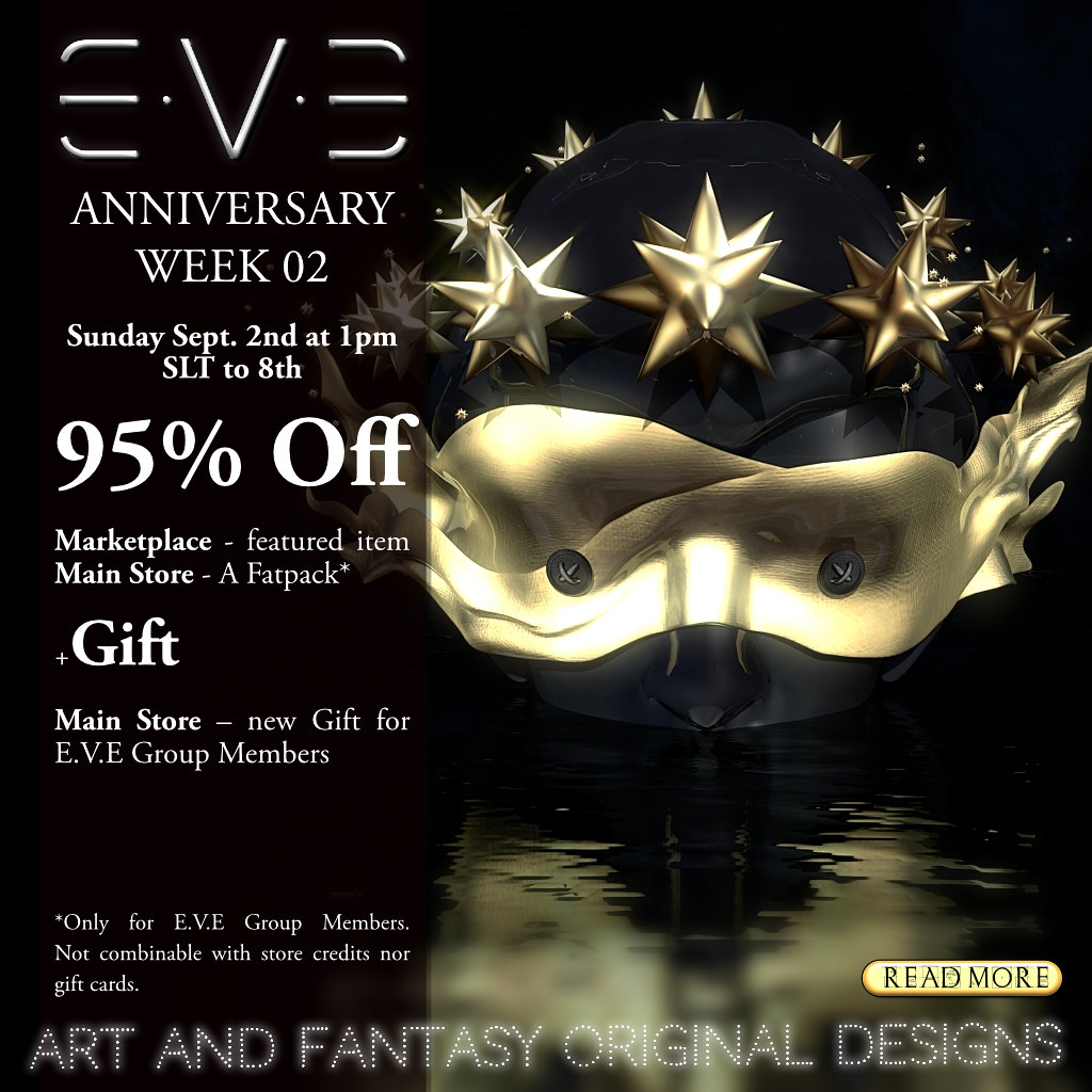 E.V.E Anniversary Week 02