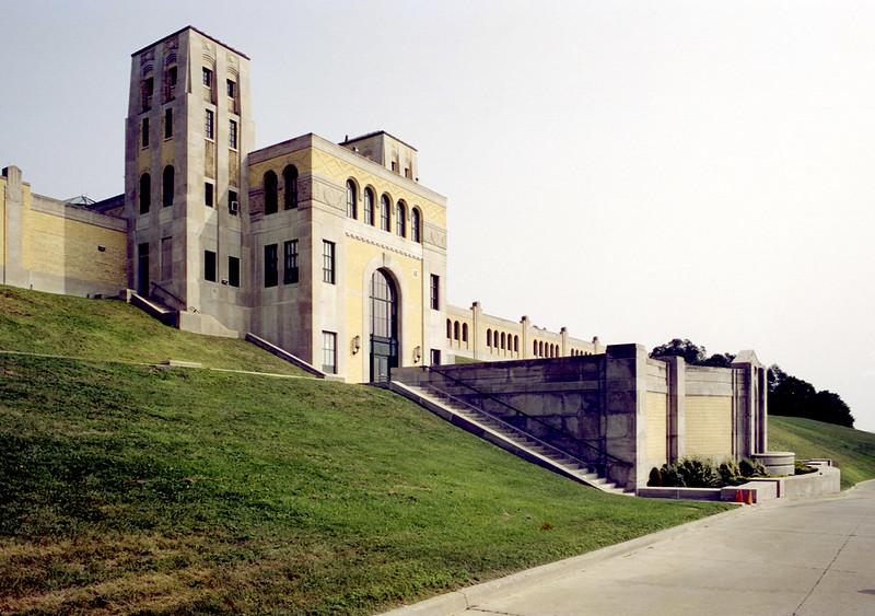 RC Harris Upper Building