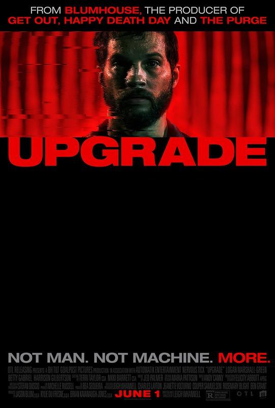 Upgrade - Poster 1