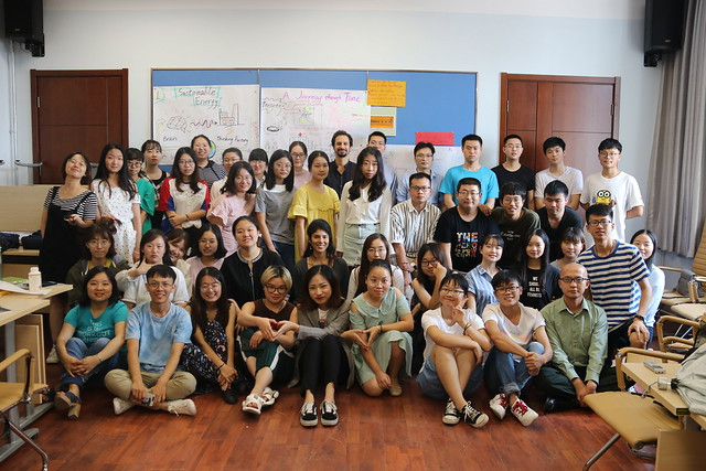 Summer Course China