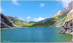 La Montagne ça vous gagne ©8 Lac du Grand Ban et Col des Rochilles  2494 mètres