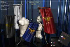 .ET. Conquerers Flag
