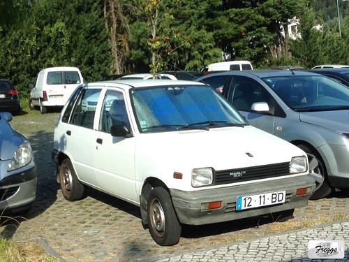 Suzuki Maruti 800 - Coimbra