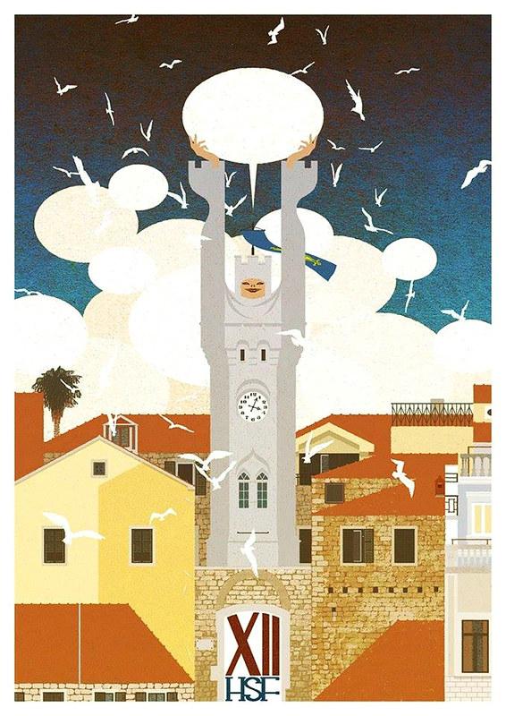 Плакат от Давиде Де Кубеллис