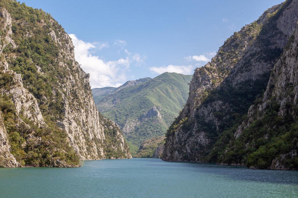 Lac de Koman