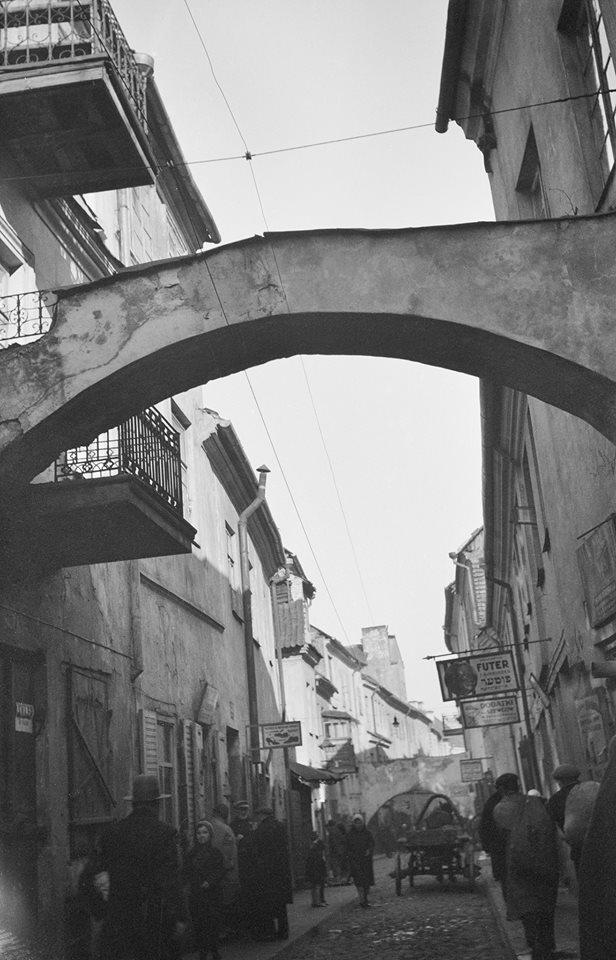 1933. Еврейский квартал