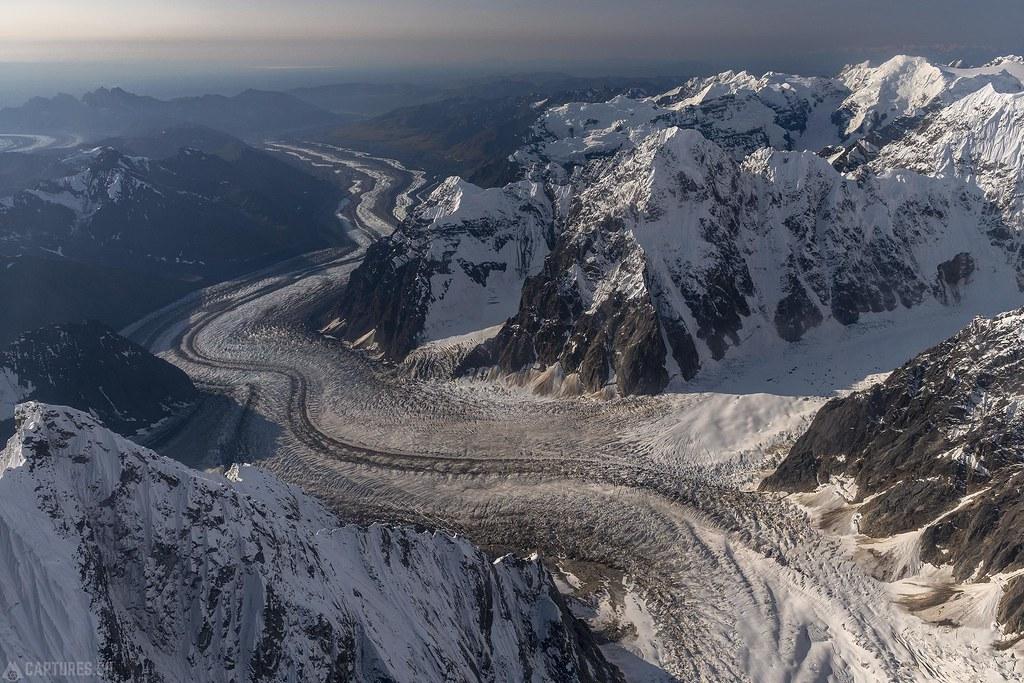 Long glacier - Alaska