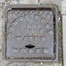 Combe Down Water Works Stop Tap Cover, Great Pulteney Street, Bath 5 September 2018