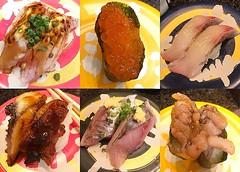 攻頂消耗體力又無啖好食,回到地平面務求飽肚至上,平食沼津港食幾多碟都得啦!(最後吔7碟,唔算多啦~) 【浪遊旅人】https://ift.tt/1zmJ36B #backpackerjim #japanesefood #food #sushi #sashimi #回転寿司 #restaurant #shijuku #tokyo #japan