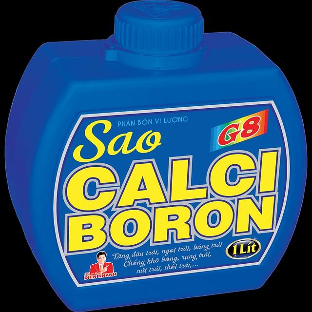 Sao Calci Boron