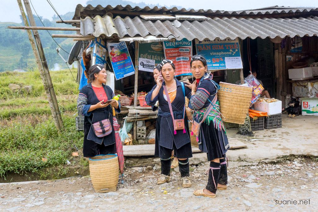 Sapa trekking - women