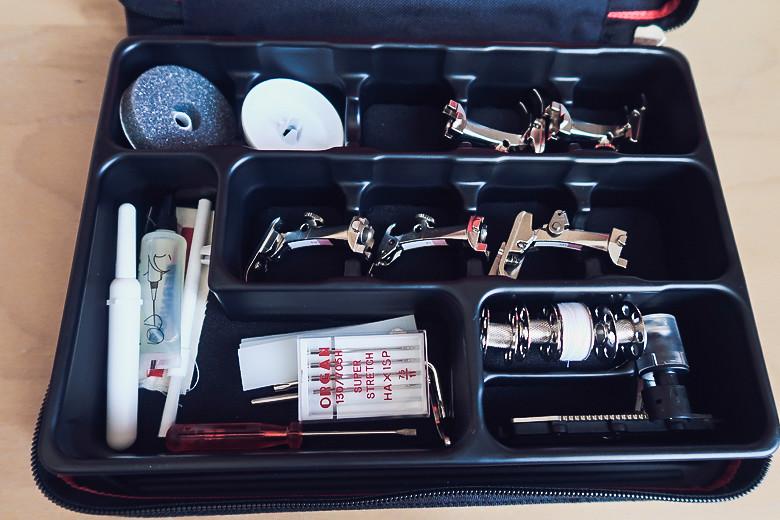 review Bernina B380 обзор швейной машины 4