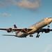 Virgin Atlantic Airways / A340-600 / G-VRED