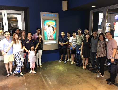 Crazy Rich Asians - Movie Screening - 08.26.2018