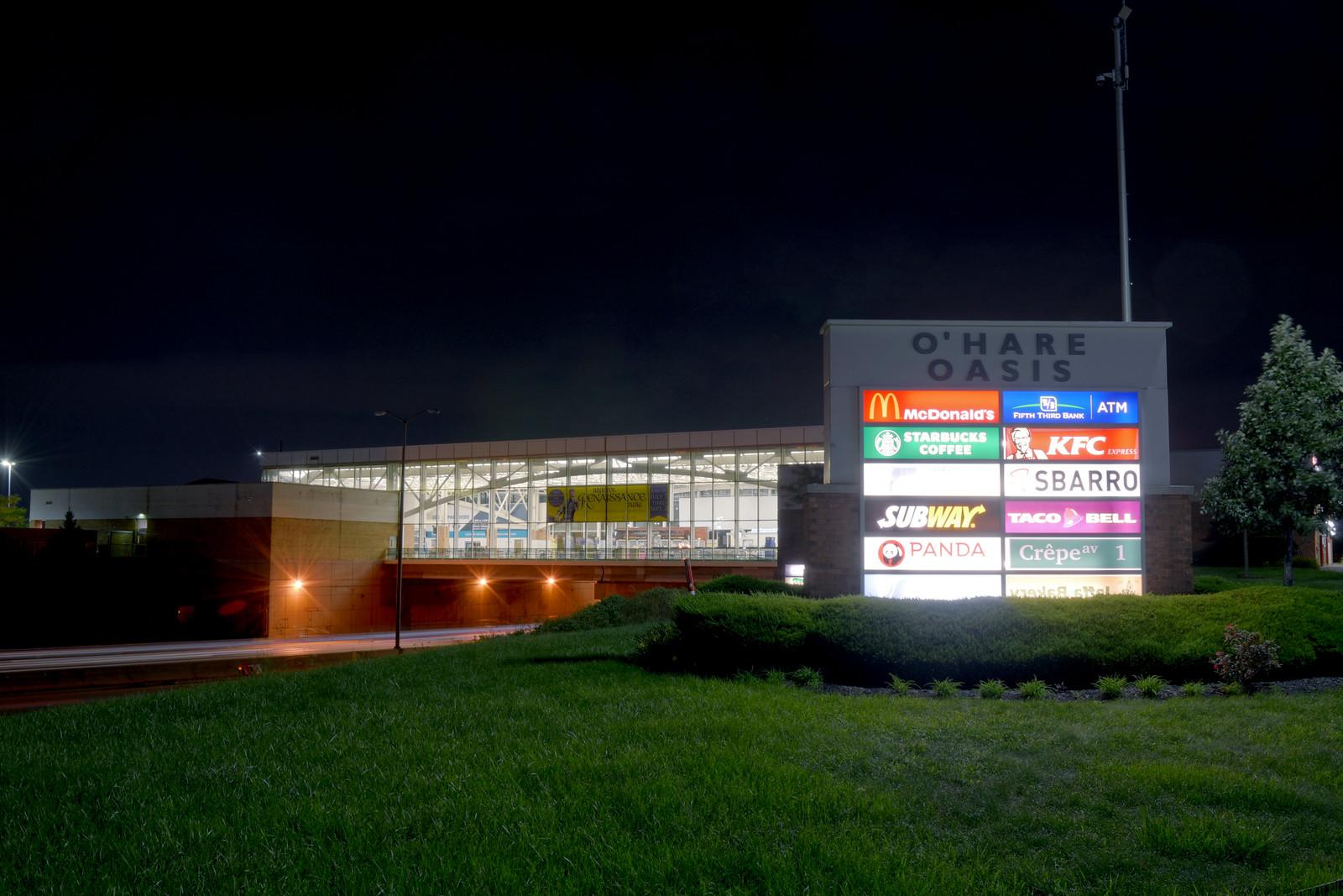 O'Hare Oasis (1959-2018)