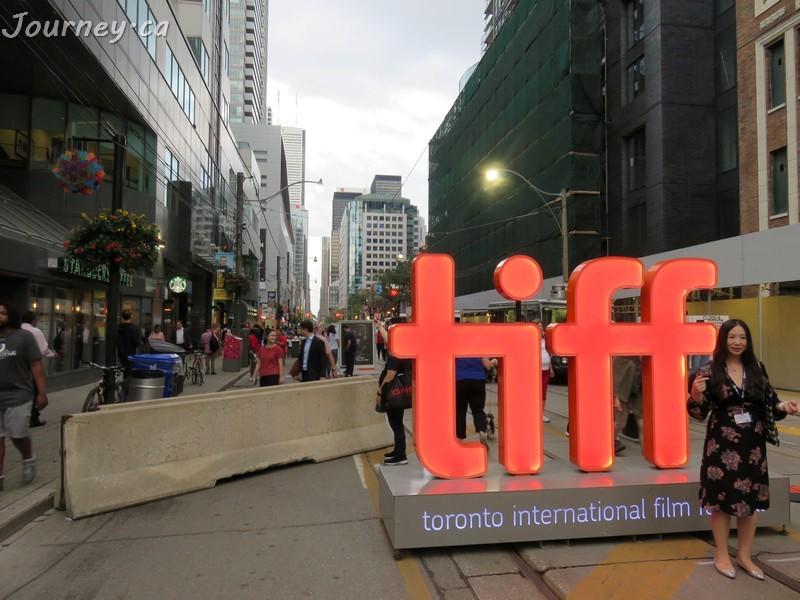 Festival Street - Toronto International Film Festival 2018
