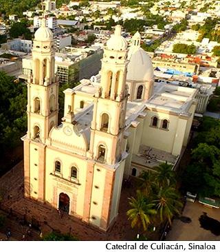 Catedral de Culiacán, Sinaloa