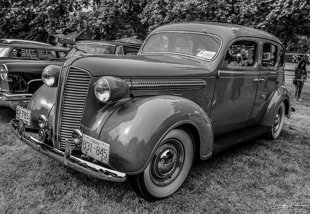 Langley Good Times Cruise-In 2018