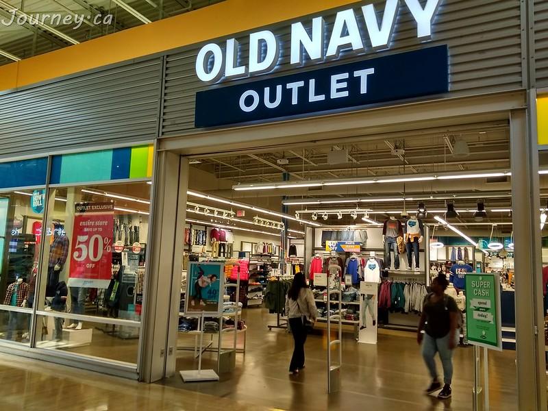 OLD NAVY Outlet 50% OFF