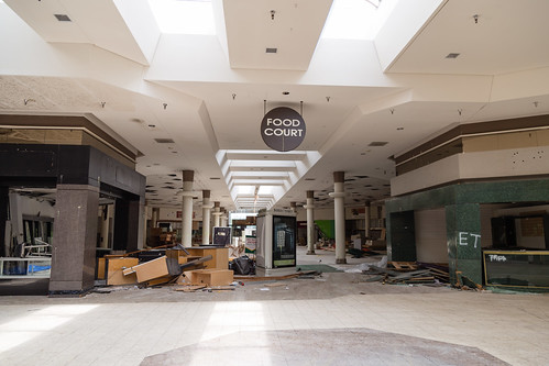 Jamestown Mall Food Court