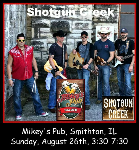 Shotgun Creek 8-26-18