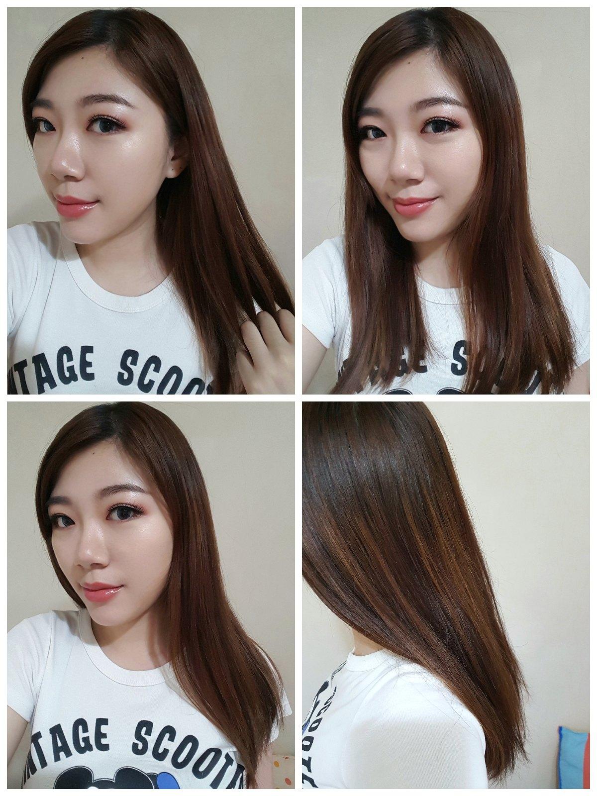 賈色琳健髮系列17