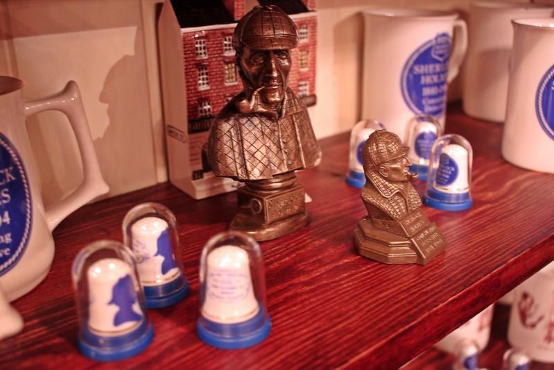 london-Sherlock Holmes- Museum-17docintaipei-福爾摩斯博物館 (34)