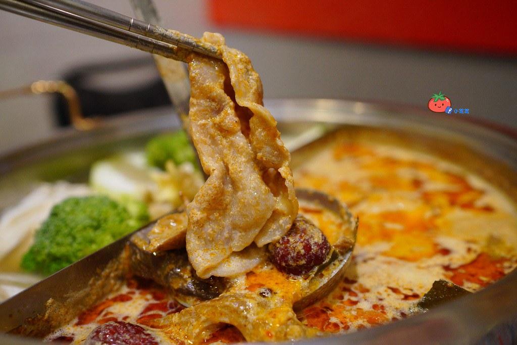 新莊沙嗲麻辣鍋 單點 David豆腐沙嗲麻辣鍋