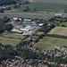 Taverham Garden Centre & Taverham Football Club aerial