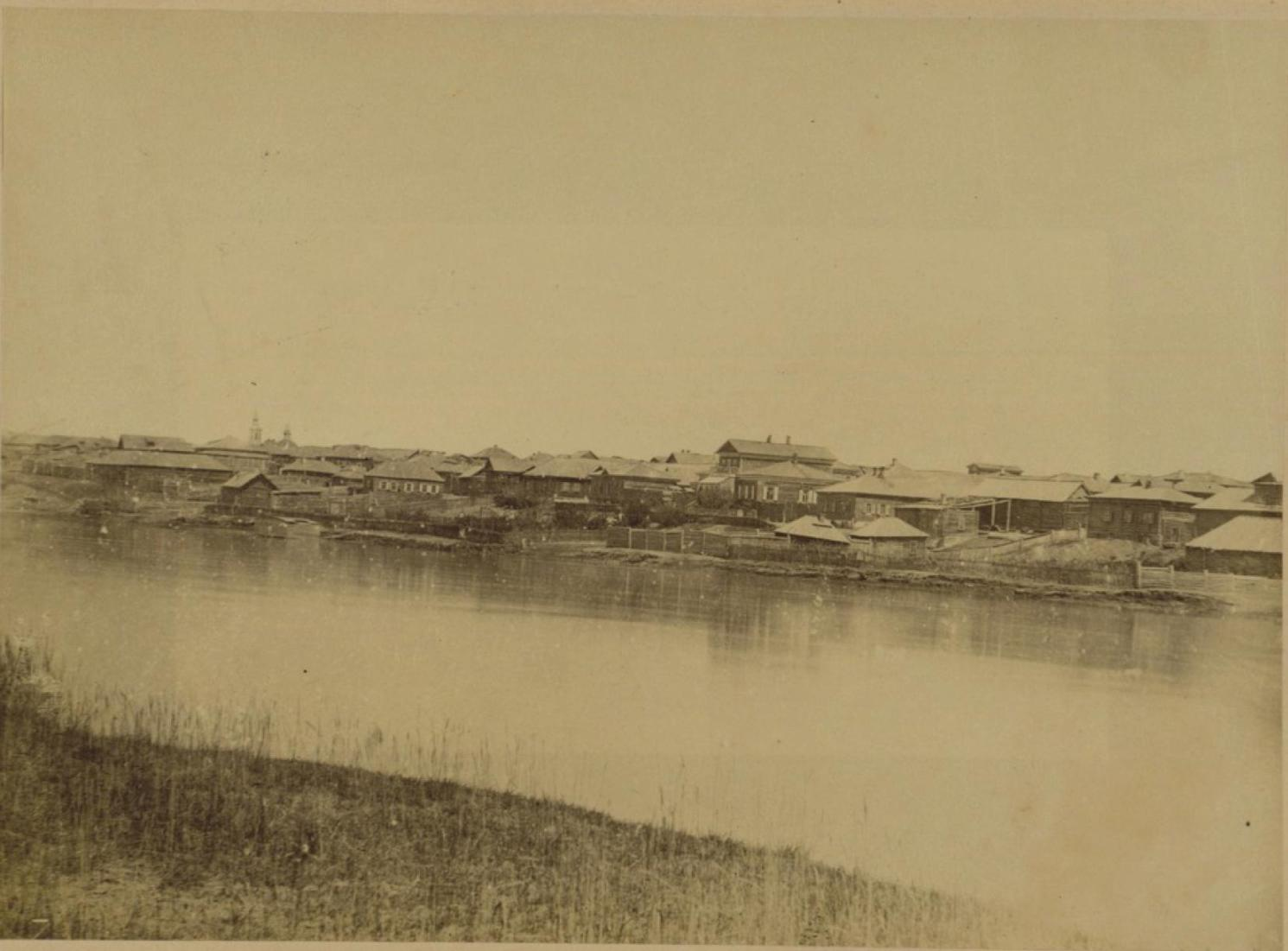 Общий вид. 1870