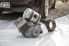Simson Motor / Diesel Lomomotive Piston