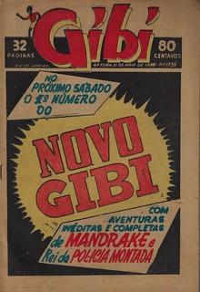 Gibi Globo 1739