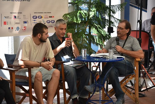 Παρουσίαση Σκηνοθετών Εθνικού Διαγωνιστικού - 22-09-2018